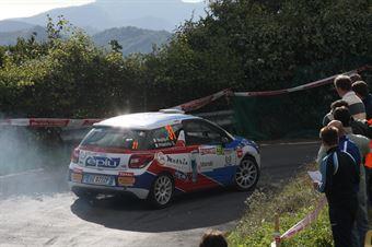 Andrea Nucita, Giuseppe Princiotto (Citroen DS3 R3T Phoenix #31), CAMPIONATO ITALIANO RALLY SPARCO