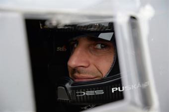 Janos Puskadi (Skoda Fabia S2000 #19), CAMPIONATO ITALIANO RALLY SPARCO