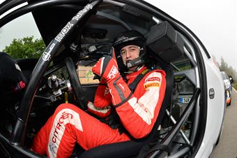Alessandro Re (Citroen DS3 R3T #32, Giesse Promotion), CAMPIONATO ITALIANO RALLY SPARCO