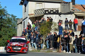 Simone Rivia,Ivan Oldano (Suzuki Swift #248, Asd G.R. Motorsport), CAMPIONATO ITALIANO RALLY SPARCO