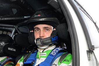 Umberto Scandola (Skoda Fabia S2000 #4, Car Racing), CAMPIONATO ITALIANO RALLY SPARCO