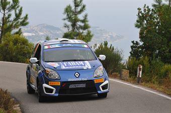 Giacomo Scattolon, Fabio Grimaldi (Renault Twingo R2B #48, Road Runner Team), CAMPIONATO ITALIANO RALLY SPARCO