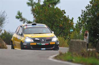 Michele Tassone, Marco Rossi (Renault Clio R3C #39, Meteco Corse Srl), CAMPIONATO ITALIANO RALLY SPARCO