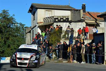 Andrea Vineis, Andrea Garella (Suzuki Swift #236, Cars For Fun), CAMPIONATO ITALIANO RALLY SPARCO