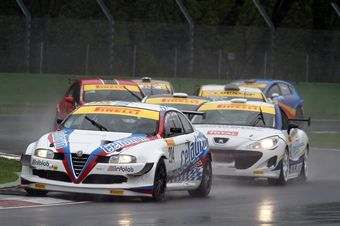 Lacorte Sernagiotto (Spider Racing Team, Alfa Romeo GT 2000 B24H2.0 #204) , TCR ITALY TOURING CAR CHAMPIONSHIP