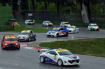 Tenchini Mosca (MC Motortecnica, Peugeot RCZ Cup RCZ Cup #141) , TCR ITALY TOURING CAR CHAMPIONSHIP