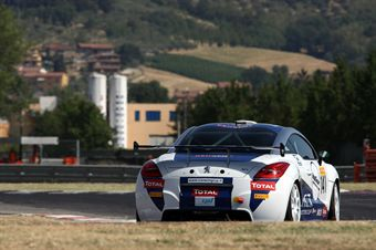 Arduini Pascali ( MC Motrtecnica,Peugeot RCZ Cup #141), TCR ITALY TOURING CAR CHAMPIONSHIP