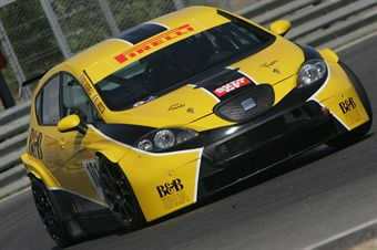 Busnelli Moccia (DTM Motorsport, SEAT Leon Cupra B2.0T #101) , TCR ITALY TOURING CAR CHAMPIONSHIP