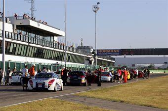 Grglia gara 2, TCR ITALY TOURING CAR CHAMPIONSHIP