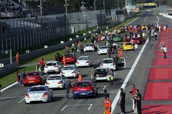 Griglia gara 2, TCR ITALY TOURING CAR CHAMPIONSHIP