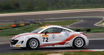 Leonardo Geraci (Drive Technology Italia,Peugeot CRZ Cup #72) , TCR ITALY TOURING CAR CHAMPIONSHIP