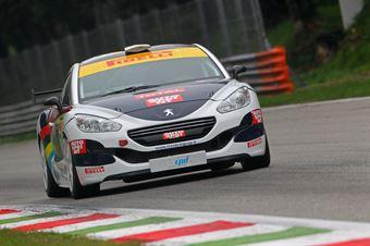 Sabbatini Andreucci (Peugeot RCZ Cup #75), TCR ITALY TOURING CAR CHAMPIONSHIP
