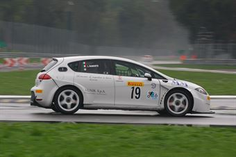 Luigi Bamonte (Seat Leon 1.9 JTD D 2.0T #19), TCR ITALY TOURING CAR CHAMPIONSHIP