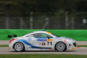 Pegoraro Bertozzi (Drive Technology Italia, Peugeot RCZ Cup #71), TCR ITALY TOURING CAR CHAMPIONSHIP