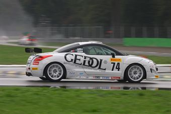 Coldani Capelli (MC Motortecnica, Peugeot RCZ Cup #74), TCR ITALY TOURING CAR CHAMPIONSHIP