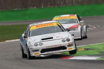 DeLuca Missiroli (A.S.D. Super 2000, Honda Integra B 24h 2.0 #209), TCR ITALY TOURING CAR CHAMPIONSHIP