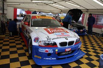 Meloni Ferraresi (W&D Racing Team, BMW M3 E46 B 3.6 #31), TCR ITALY TOURING CAR CHAMPIONSHIP