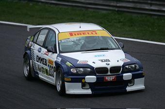 Malatesta Notarnicola (SCR Motorsport, BMW E46 B24h 2.0 #203), TCR ITALY TOURING CAR CHAMPIONSHIP