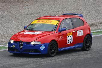 Francesco Rota (Alfa Romeo 147 1.9 JTD D 2.0T #23), TCR ITALY TOURING CAR CHAMPIONSHIP