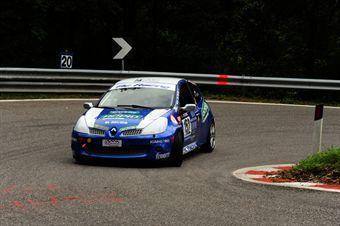 Maurizio Abate (BL Racing   Renault New Clio # 152), CAMPIONATO ITALIANO VELOCITÀ MONTAGNA