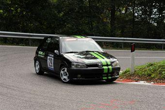 Lorenzo AccorsiBL Racing   Peugeot 106 Rally  # 129), CAMPIONATO ITALIANO VELOCITÀ MONTAGNA