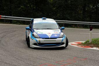 Paolo Bicchieri (Speed Motor   Renault New Clio # 71), CAMPIONATO ITALIANO VELOCITÀ MONTAGNA