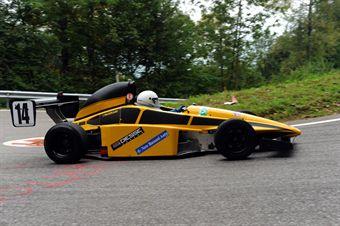 Fabrizio Bizzarini (Halley racing Team   Formula Gloria # 14), CAMPIONATO ITALIANO VELOCITÀ MONTAGNA