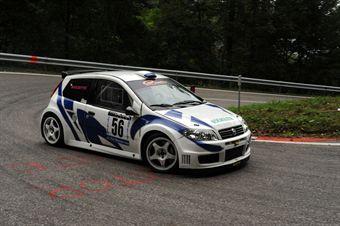 Stefano Bozzetto (Fiat Punto # 56), CAMPIONATO ITALIANO VELOCITÀ MONTAGNA
