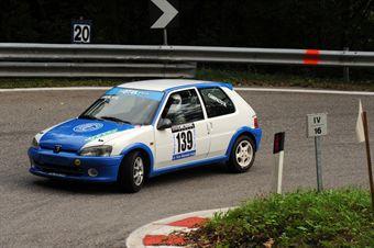 Nicoal Campalto (Peugeot 106 S16 # 139), CAMPIONATO ITALIANO VELOCITÀ MONTAGNA