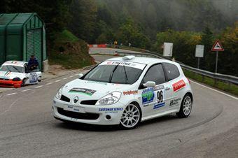 Ivano Cenedese (Motor Group   Renault New Clio # 96), CAMPIONATO ITALIANO VELOCITÀ MONTAGNA