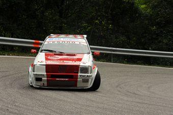 Leonardo Cesaro (Vimotorsport   Fiat Uno Turbo IE # 52), CAMPIONATO ITALIANO VELOCITÀ MONTAGNA