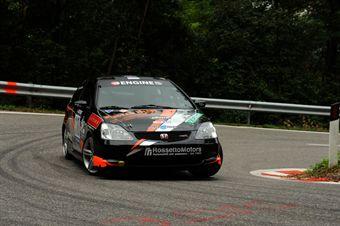 Tonino Cossu (Magliona Motorsport   Honda Civic Type r #118), CAMPIONATO ITALIANO VELOCITÀ MONTAGNA
