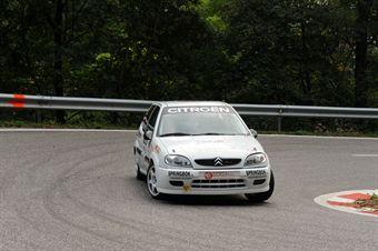 Ivan Curto (BL Racing   Citroen Saxo VTS 16V # 131), CAMPIONATO ITALIANO VELOCITÀ MONTAGNA