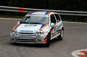 Michele Da Ros (Vimotorsport   Renault Clio RS # 123), CAMPIONATO ITALIANO VELOCITÀ MONTAGNA