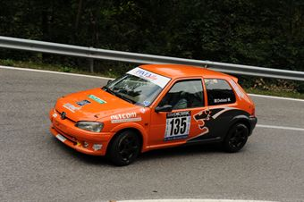 Michele De Biasi (Pintarally Motorsport   Peugeot 106 # 135), CAMPIONATO ITALIANO VELOCITÀ MONTAGNA