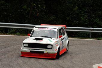 Denis De Bortoli (Prealpi   Fiat 127 # 88), CAMPIONATO ITALIANO VELOCITÀ MONTAGNA