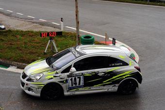 Claudio De Ciantis (Fasano Corse   Opel Corsa OPC # 147), CAMPIONATO ITALIANO VELOCITÀ MONTAGNA