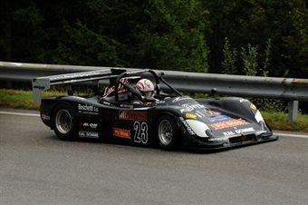 Diego De Gasperi (Vimotorsport   Radical Prosport # 23), CAMPIONATO ITALIANO VELOCITÀ MONTAGNA