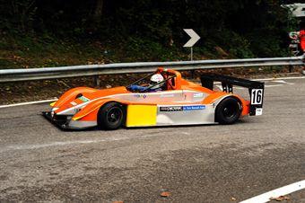 Tiziano ferrais (Car Racing   Juno FerrYs CH3 # 16), CAMPIONATO ITALIANO VELOCITÀ MONTAGNA