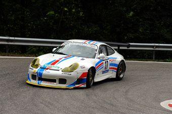 Sebastiano Frijo (Sport Racing Team   Porsche 996 # 37), CAMPIONATO ITALIANO VELOCITÀ MONTAGNA