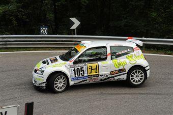 Alessandro gaio (Vimotorsport   Renault Clio Super 1600 # 105), CAMPIONATO ITALIANO VELOCITÀ MONTAGNA