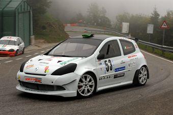 Emilio Galiani (Vesuvio   Renault Clio # 53), CAMPIONATO ITALIANO VELOCITÀ MONTAGNA