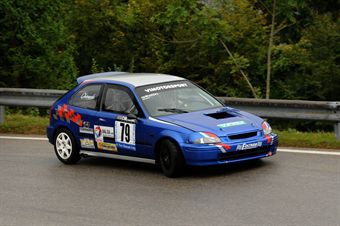 Michele Girardo (Vimotorsport   Honda Civic EK4 # 79), CAMPIONATO ITALIANO VELOCITÀ MONTAGNA