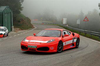 Bruno Jarach (Superchallenge   Ferrari 450 Challenge # 38), CAMPIONATO ITALIANO VELOCITÀ MONTAGNA