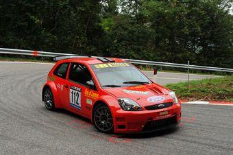 Mateo Largo (Bl Racing   Ford Fiesta # 112), CAMPIONATO ITALIANO VELOCITÀ MONTAGNA