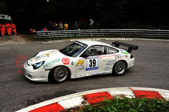 Francesco Leogrande (Fasano Corse   Porsche 997 Cup # 39), CAMPIONATO ITALIANO VELOCITÀ MONTAGNA