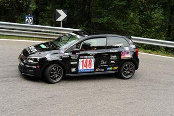 Andrea Marchesani (VW Polo # 148), CAMPIONATO ITALIANO VELOCITÀ MONTAGNA