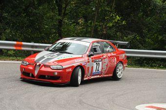 Rinaldo Marega (Alfa Romeo 156 TS # 72), CAMPIONATO ITALIANO VELOCITÀ MONTAGNA