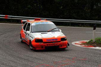 Mario Mariot (Prealpi   Renault Clio Kawasaki Proto # 35), CAMPIONATO ITALIANO VELOCITÀ MONTAGNA