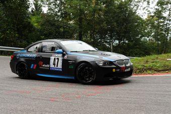 Michele Massaro (BMW M3 E52 # 47), CAMPIONATO ITALIANO VELOCITÀ MONTAGNA